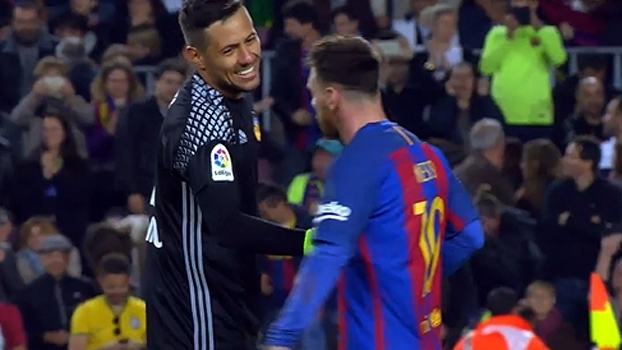 Rodada da LaLiga tem Messi x Diego Alves e tempero brasileiro em vitória do Real