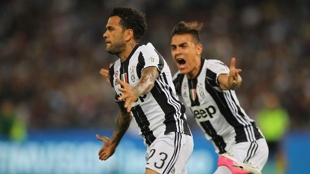 Copa da Itália: Gols de Juventus 2 x 0 Lazio
