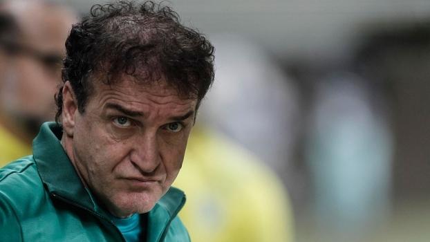 Cuca, após derrota para o Cruzeiro: 'Foi uma das nossas piores atuações'