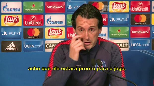 Emery espera retornos de Neymar e Di María no PSG; Ancelotti analisa 'intermináveis' Robben e Ribery