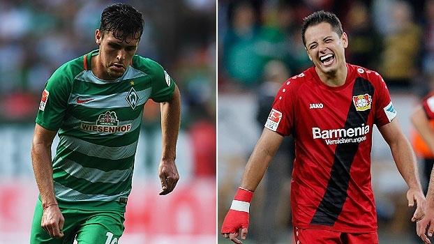 Neste sábado, você assiste a Werder Bremen x Bayer Leverkusen na ESPN Brasil e WatchESPN