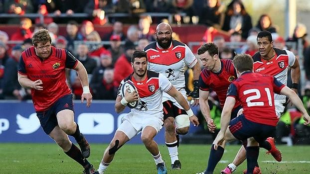 Munster massacra Toulouse e está na semifinal do Europeu de rugby