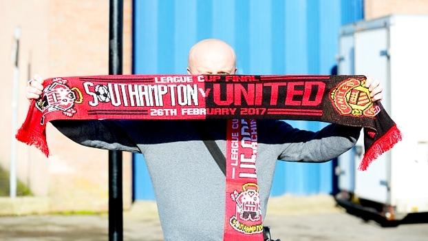Clubes diferentes, com o mesmo destino final: Wembley vai consagrar United ou Southampton
