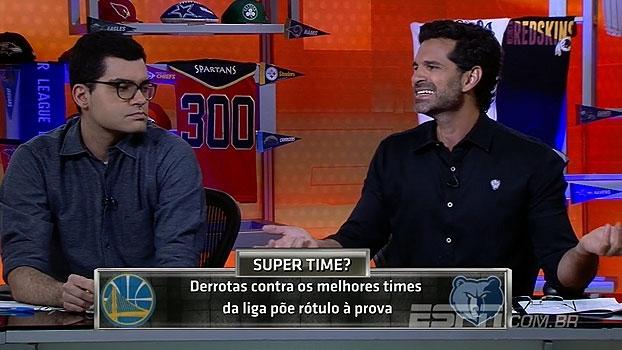 'The Book' analisa derrotas dos Warriors para melhores times da NBA: 'Mera coincidência'