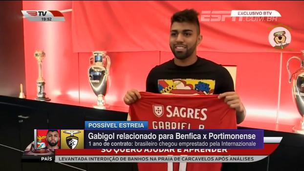 Rafael Oliveira vê formação tática do Benfica podendo ajudar Gabigol; Hofman relembra seu tempo na Itália