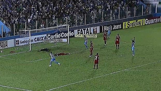 Serie B Gols De Paysandu  Vila Nova