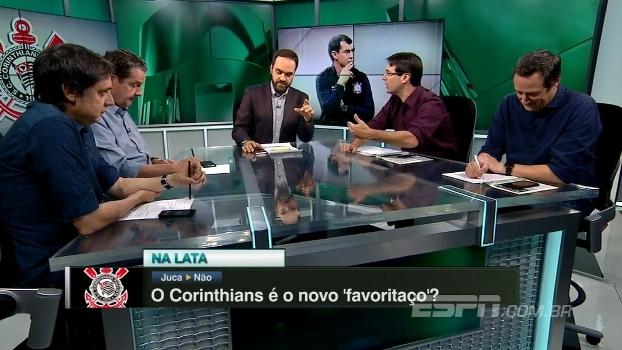 O Corinthians é o novo 'favoritaço'? Assista ao debate do 'Linha de Passe'
