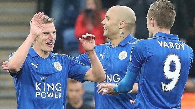 Confira os melhores momentos de Leicester 3 x 0 Watford