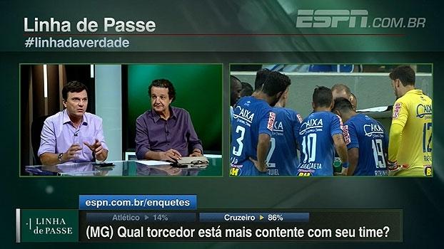 Mauro avalia campanha do Cruzeiro: 'Acho o time um pouco superestimado'