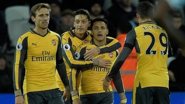 Premier League: Melhores momentos de West Ham 1 x 5 Arsenal