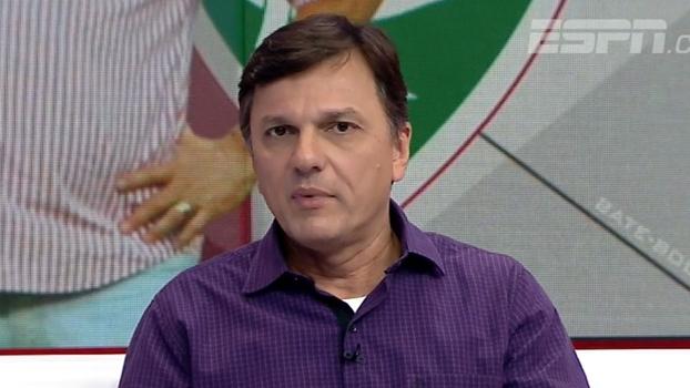 Mauro atualiza situação de Vizeu no Fla: 'Ele está à disposição; Damião substitui Guerrero por opção