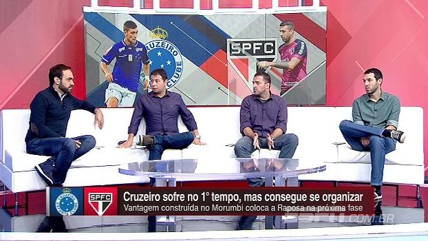 Vitória e eliminação: Bate Bola Bom Dia analisa jogo entre São Paulo e Cruzeiro