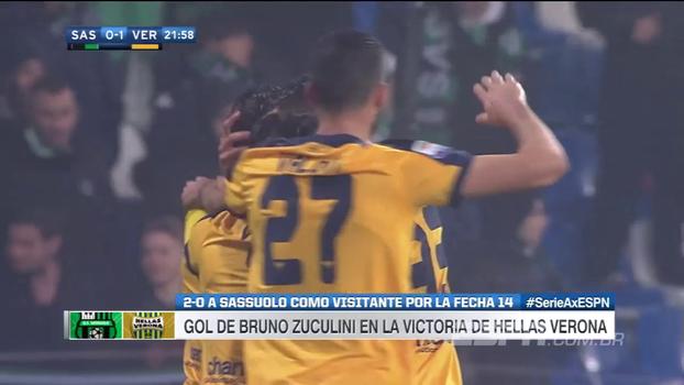 Hellas Verona bate Sassuolo fora de casa e conquista segunda vitória da temporada