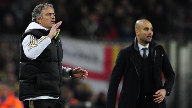 Sem polêmica! Mourinho e Guardiola garantem que irão se cumprimentar antes de amistoso