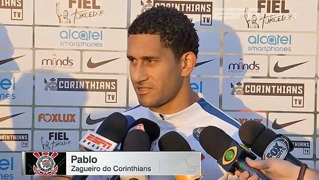 Após 'ameaças' de empresário, Pablo confirma conversas para ser comprado pelo Corinthians