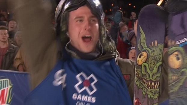 Sueco fica perto da 'perfeição' e conquista o ouro na final masculina de ski