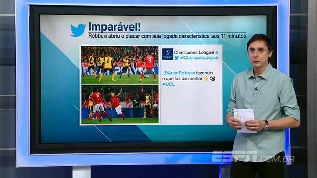 Como fica situação de Wenger? Tironi analisa goleada do Bayern sobre o Arsenal