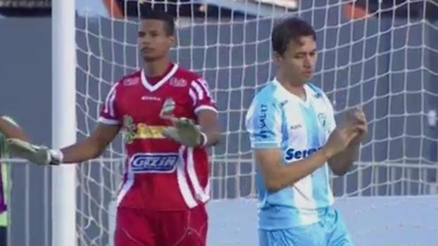 Série B: Gols de Londrina 1 x 1 Luverdense