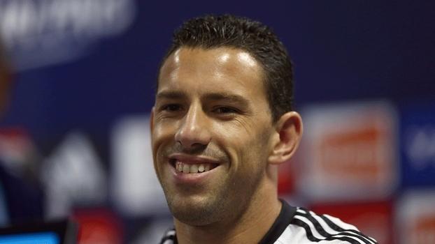 Maxi Rodríguez, de 36 anos, vai jogar no Peñarol
