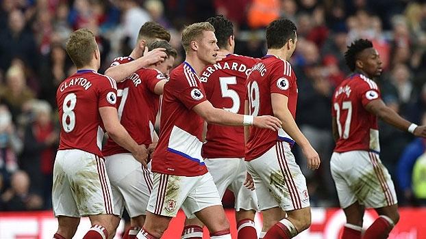 Middlesbrough sofre, mas derrota o Oxford United na Copa da Inglaterra com gol de voleio