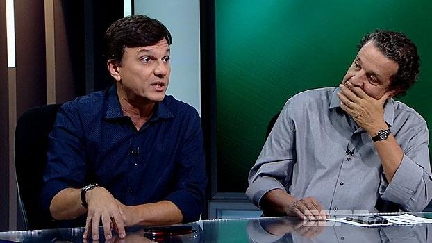 Mauro analisa clássico carioca, elogia Pará e avalia: 'Vasco muito mais organizado'
