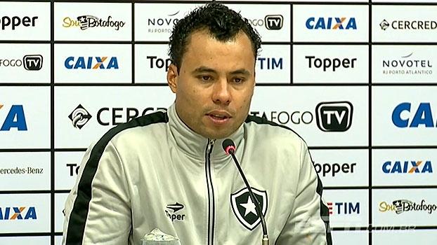 Jair comemora quebra de tabu: 'Vitória maiúscula; ficou clara a superioridade do Botafogo'