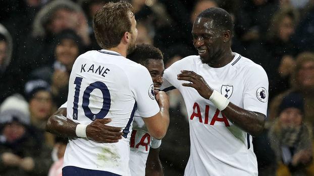 Assista aos gols da vitória do Tottenham sobre o Brighton por 2 a 0!