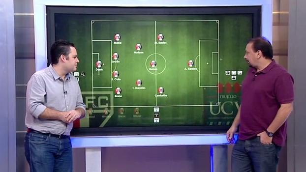 E se o São Paulo tomar um gol? Dupla BB analisa opções ofensivas de Bauza