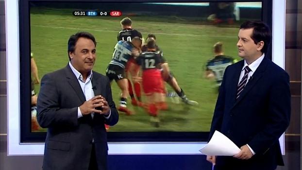 Martoni não crê em 'Leicester do rugby' na final da Aviva Premiership: 'Muito difícil ter uma zebra'