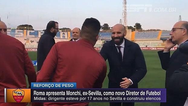 Roma acerta com Diretor de Futebol mais cobiçado da Europa