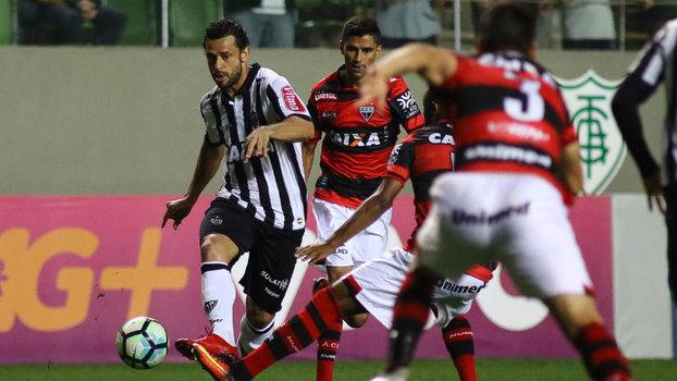 Brasileiro: Gols de Atlético-MG 3 x 2 Atlético-GO