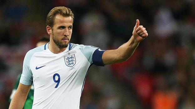 Inglaterra se rende a Harry Kane: melhor centroavante do mundo?