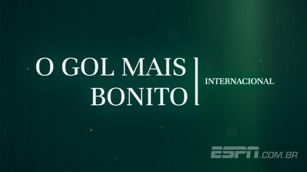 Linha de Passe: Veja os gols internacionais mais bonitos do fim de semana