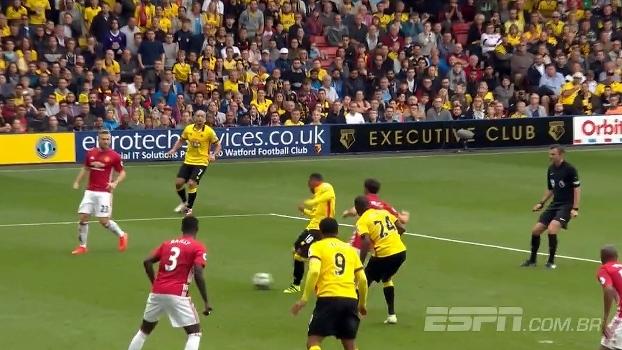 Manchester United x Watford pela Premier League: 13h00, sábado, no ESPN+ e WatchESPN