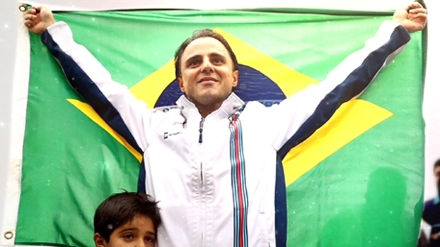 Felipe Massa é homenageado na abertura do 'SportsCenter'