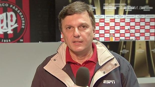 Dificuldade do Flamengo para fazer gols e Atlético-PR aproveitando mando de campo; Mauro analisa
