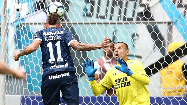Brasileiro: Gol de Grêmio 1 x 0 Fluminense