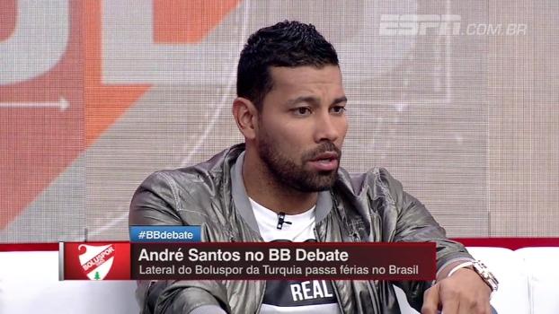André Santos não crê que saída de Mano do Fla foi por conta de 'festinhas': 'Se foi, vai sair de todos os times'