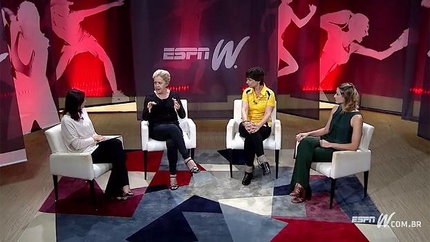 Mulheres precursoras! Esse é o tema do 'Olhar espnW' desta quarta, às 19h30, na ESPN+ e WatchESPN