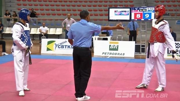 história de luta brasileiro do taekwondo que mira rio 2016 já
