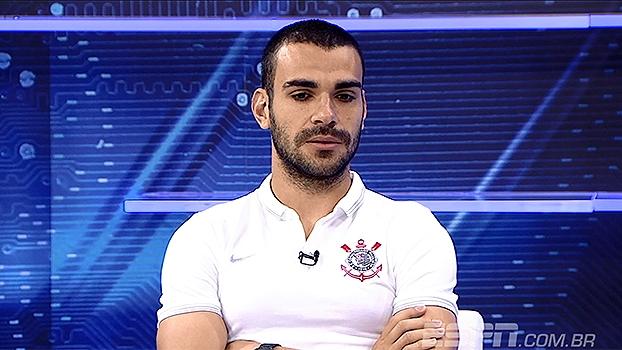 Bruno Henrique destaca qualidades de Tite: 'Busca o máximo dos jogadores'