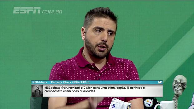 Adeus, Flu? Nicola diz que Henrique Ceifador pode ser reforço do Grêmio em 2018