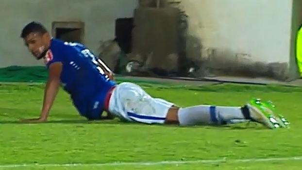 'Mamãe do céu, é para enlouquecer', assim Rômulo narrou o tombo de jogador sub-20