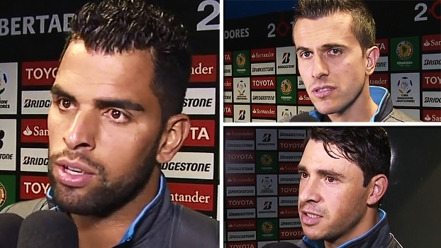 Para Giuliano, Grêmio pode vencer na Argentina; 'Vamos acreditar até o final', diz Maicon