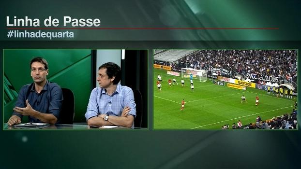 Arnaldo vê Inter fisicamente mais competitivo sem D'Alessandro e analisa queda do Corinthians