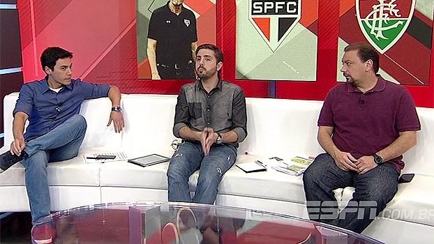 Nada de Porto: Nicola explica situação de Lucão e diz que plano é terminar temporada no São Paulo