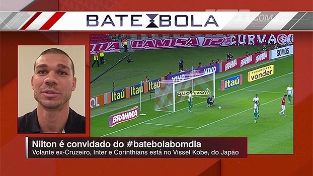Ex-Cruzeiro e Corinthians, Nilton elogia Tite na seleção: 'Mexeu com brio de cada jogador'