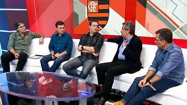 Bap critica departamento médico do Flamengo: 'Tem alguma coisa errada'