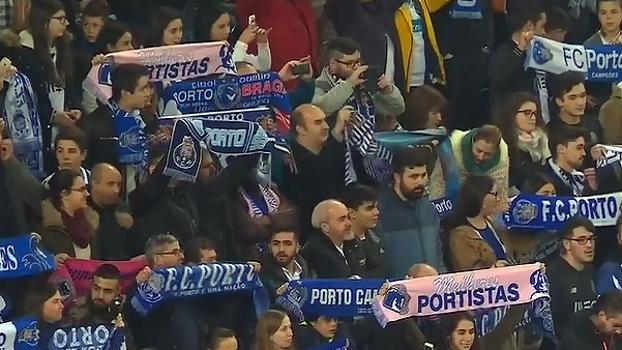 Porto empata em casa com Feirense e se complica na Taça da Liga