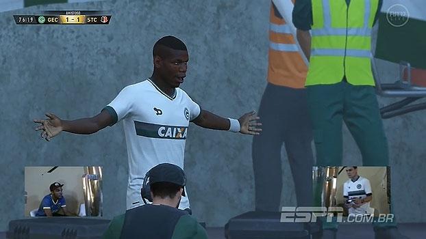 Parceiro de Wendell Lira, Lucas Tabata é campeão do FIFA 17 Hero League no Playstation 4